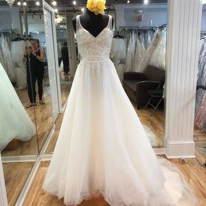 Maggie Sottero wedding gown Jace
